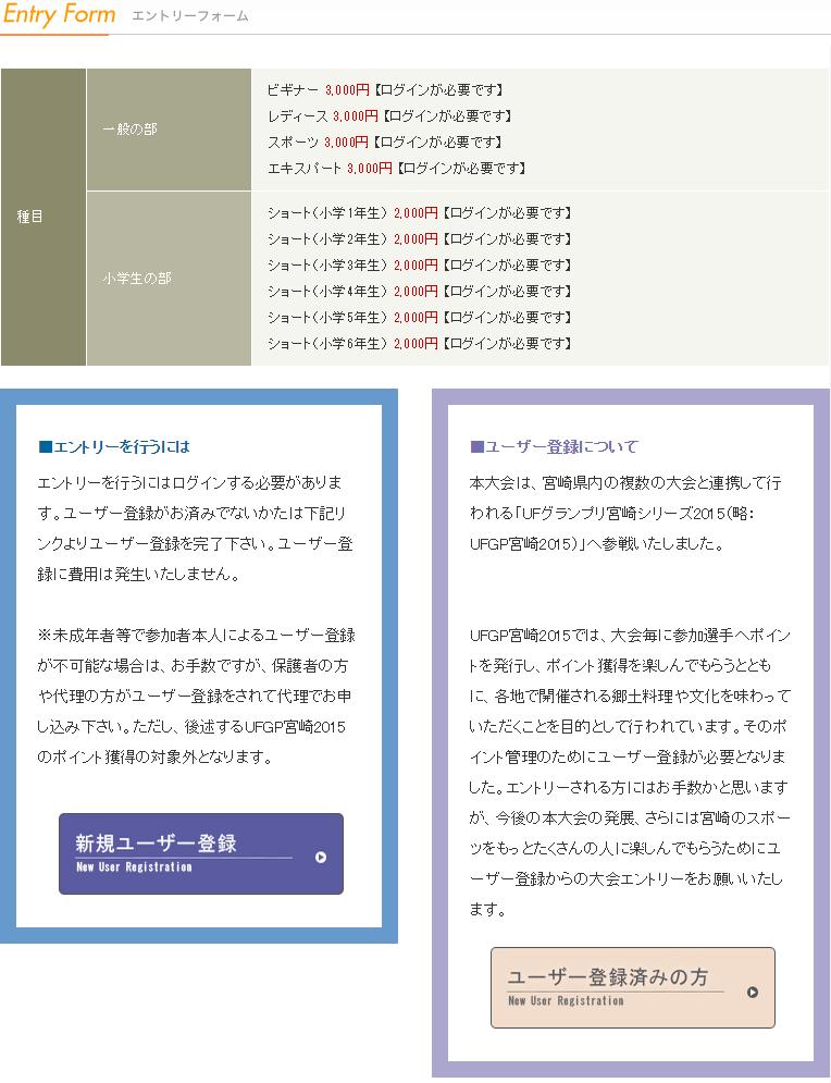 MTBチャレンジ90分|UFグランプリ 宮崎シリーズ